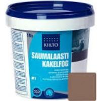 Фуга Kiilto Saumalaasti (Темно-коричнева №32 1кг)
