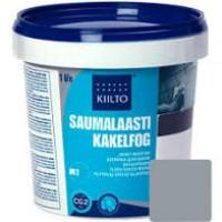Фуга Kiilto Saumalaasti (Серо-синий №42 1кг)