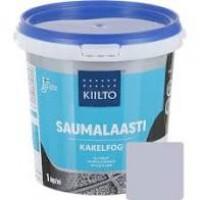 Фуга Kiilto Saumalaasti (Дымчато-серий №87 1кг)