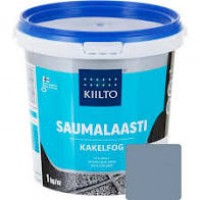 Фуга Kiilto Saumalaasti (Темно серо-синяя №88 1кг)