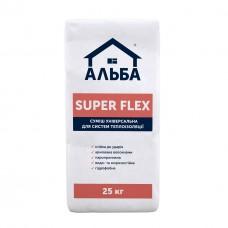Универсальная смесь для систем теплоизоляции SUPER FLEX 25 кг