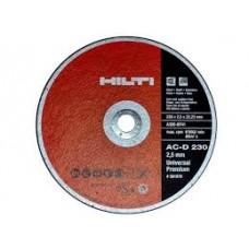 диск отрезной 230 мм HILTI