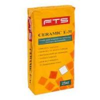 Клей для плитки супереластичний FTS CERAMIC Е-31 (25кг)